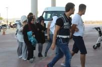 İNFAZ KORUMA - Midilli Adası'na Kaçmak İsteyen 4 FETÖ Şüphelisi Daha Tutuklandı