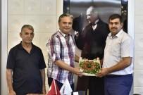 YıLBAŞı - Muratpaşa Belediyesi'nden Süs Çelengi Üretimine Destek