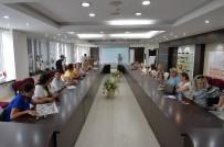 TÜRKMENISTAN - Muratpaşa Belediyesi'nden  Yerleşik Yabancılara Türkçe Kursu