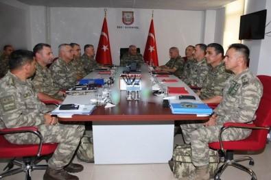 Orgeneral Güler'den Askeri Birliklerde Denetleme