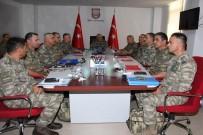 KARA KUVVETLERİ KOMUTANI - Orgeneral Güler'den Askeri Birliklerde Denetleme