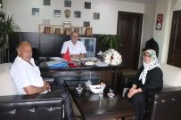 Parası Çalınıp, Bulunan Aileden Asayiş Polisine Teşekkür Ziyareti
