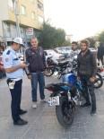 Polis, Motorsiklet Sürücelerine Göz Açtırmıyor