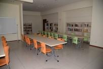MASA TENİSİ - Pursaklar Belediyesi Gençlik Akademisi Yeni Yerinde