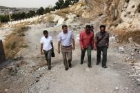 Şanlıurfa'da Kızılkoyun Proje Çalışmaları Sürüyor