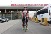 HABUR - 'Sevgi Ve Kardeşlik' İçin Edirne'den Silopi'ye Pedal Çevirdi