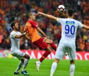 BÜLENT YıLDıRıM - Spor Toto Süper Lig Açıklaması Galatasaray Açıklaması 0 - Kasımpaşa Açıklaması 0 (İlk Yarı)