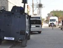 Suriye'den eylem amacıyla gelen 3 terörist yakalandı
