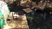DINDAR - Tatilcilere Ağaç Ve Su Üstünde Konaklama İmkanı