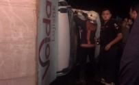 DERECIK - Trabzon'da Trafik Kazası Açıklaması 1 Yaralı
