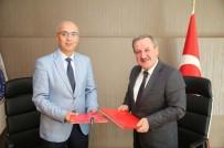 ALI ER - Türk Dil Kurumu İle Kredi Ve Yurtlar Kurumu Arasında İş Birliği Protokolü