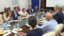 KREDİ DESTEĞİ - 'Türkiye'de İş Yapmaya Devam Edeceğiz'