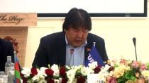 ÖMER FETHI GÜRER - TÜRKPA Sosyal, Kültürel Ve İnsani İşler Komisyonu Kırgızistan'da Toplandı