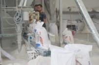 HABUR - Un Yüklü Bin Araç, Habur'da Bekliyor