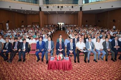 Vali Demirtaş Açıklaması 'Yeni Eğitim Ve Öğretim Yılının Huzurlu Geçmesi İçin Çalışacağız'