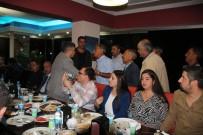 MEHMET NURİ ÇETİN - Varto Kaymakamı Çetin'e Veda Yemeği