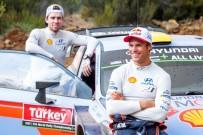 RED BULL - WRC'de İlk Etap Gününün Lideri Thierry Neuville