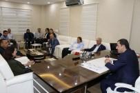 Yerel Yönetimler Başkan Yardımcısı Salih Fırat,  Baydilli'yi Ziyaret Etti