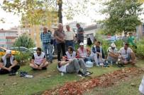 Yollara Düşen Cargill İşçileri Yalova'ya Ulaştı