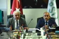 AFRİN - 'Yukarı Afrin İçmesuyu İsale Hattı' Projesinin Sözleşmesi İmzalandı