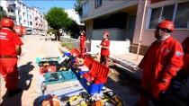 3. Uluslararası Kentsel Arama Kurtarma Dar Alanda Müdahale Tatbikatı
