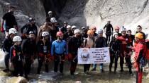 7 Yaşındaki Tuna Melek'in Kanyon Tutkusu