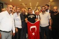 DENETİMLİ SERBESTLİK - ABD'de Serbest Bırakılan Sinan Narin Türkiye'ye Döndü