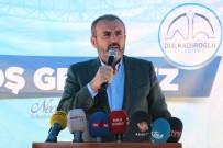 AK Parti Genel Başkan Yardımcısı Ünal Açıklaması 'Allah'ın İzniyle İstikbal Bu Milletin Olacaktır'