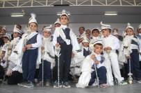 SEMAZEN - Akçakiraz'da 104 Çocuk İçin  Sünnet Şöleni