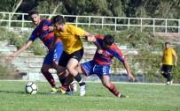 PETKIM - Aliağaspor FK'dan Gollü Prova