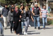ADANA EMNİYET MÜDÜRLÜĞÜ - Ankara Emniyeti'ndeki FETÖ'cü polis eşlerinin ablası Adana'da yakalandı