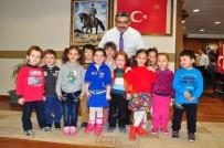 YURTTAŞ - Başkan Alıcık Yeni Eğitim Öğretim Yılını Kutladı