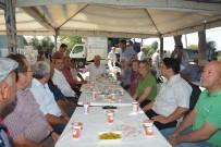 Başkan Özakcan, Gölhisar Mahallesindeki Hayra Katıldı