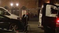 TAKSİ ŞOFÖRLERİ - Belçika'da Taksiciye Silahlı Saldırı