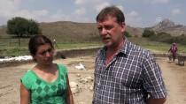 HIYEROGLIF - Binlerce Yıllık Savaşın İzlerine 'Çift Duvarlı Sur'da Ulaşıldı