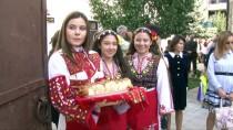 BULGARİSTAN CUMHURBAŞKANI - Bulgaristan Cumhurbaşkanı Yardımcısı İliana Yotova Edirne'de