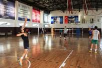 Büyükşehir Belediyesi Voleybol Takımı Yeni Sezon Hazırlıklarına Başladı