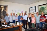 ALTUNTAŞ - Cemevi Başkanlarından Albayrak'a Teşekkür Plaketi