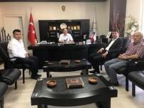 SERBEST MUHASEBECİLER - CHP Heyeti Kurumlarda Temasta Bulundu