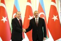 ALIYEV - Cumhurbaşkanı Erdoğan, Aliyev İle Görüştü
