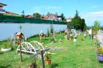 YOL YAPIMI - Devletin Yolunu Botanik Bahçesine Çevirdi