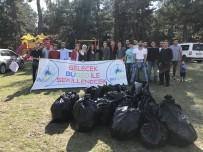 Dünya Çöp Toplama Gününde Yaylayı Temizlediler