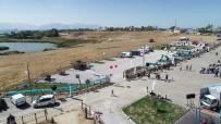 TURİZM CENNETİ - Edremit Kamp Ve Karavan Turizminin Merkezi Oluyor