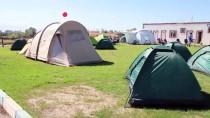 Edremit'te 'Kamp Ve Karavan Merkezi' Açıldı