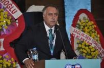 SAĞLIK ÇALIŞANLARI - Ensarioğlu Güven Tazeledi