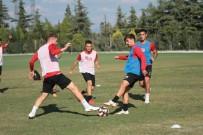 HALUK ULUSOY - Eskişehirspor, Denizlispor Maçının Hazırlıklarını Tamamladı