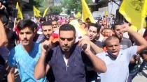 GAZZE - Gazze Şehitlerini Uğurladı