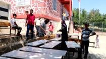 Gençler Okulun Çehresini Değiştirdi