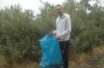 ANKARA BÜYÜKŞEHİR BELEDİYESİ - Gönüllü Gençlerden Soğuksu Milli Parkı'nda Temizlik