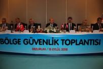 SEYFETTIN AZIZOĞLU - İçişleri Bakanı 'Bölge Güvenlik Toplantısı'nda